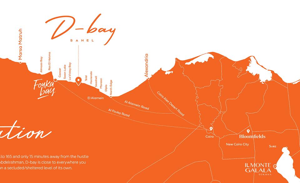 dbay north coast